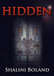 Winners of Hidden by Shalini Boland