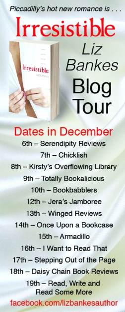 Irresistible blog tour banner NEW