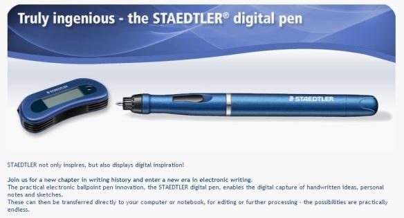 digital pen