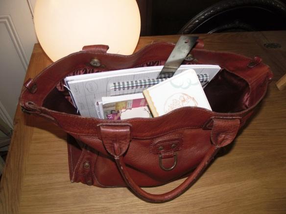 IA Writing Bag 2013