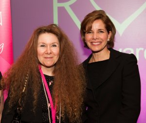 Christina Courtenay and Darcey Bussell_RONAS 2014