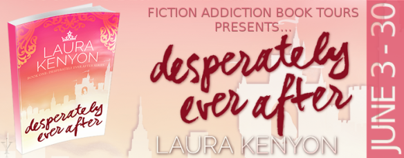 Desperately Ever After Tour Banner