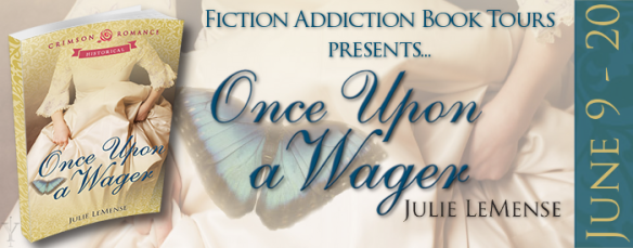 Once Upon a Wager Tour Banner