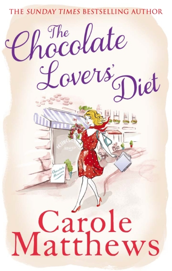 The Chocolate Lovers' Diet - New Cover