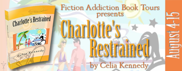 Charlottes Restrained Tour Banner